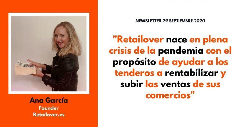 Entrevistando a Ana Garcia….