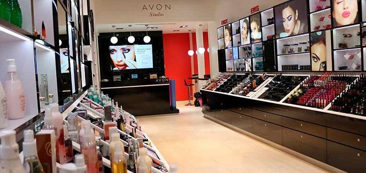 Avon abre su primera tienda fisica